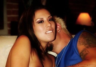 Jennifer Luv & Barrett Blade